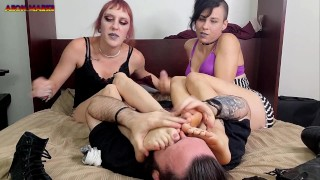 White Lesbian Slave