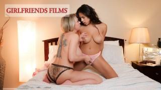 Autumn Falls Seduces Her Tutor To Avoid Studying - GirlfriendsFilms
