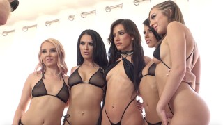 BTS FUCK CLUB - Sexy Behind-The-Scenes Footage From The First Concoxxxion Orgy DVD