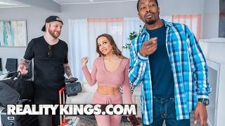 reality kings – abigail mac ropes voyeur isiah maxwell into a cute amateur video – teen porn