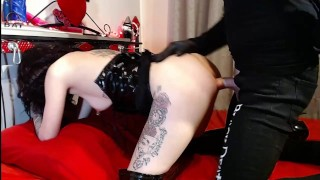 Diary of a slave slut! Spanked, used, and fucked! Part 1