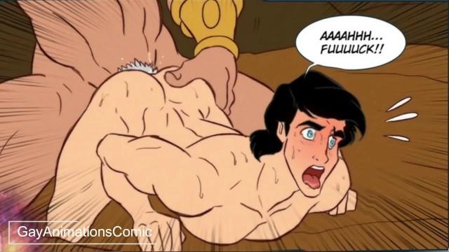 Gay porn anime