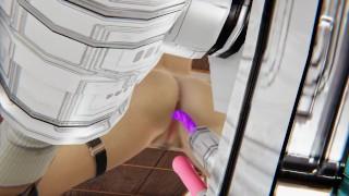 Final Fantasy 7 - Yuffie (Sex machine)