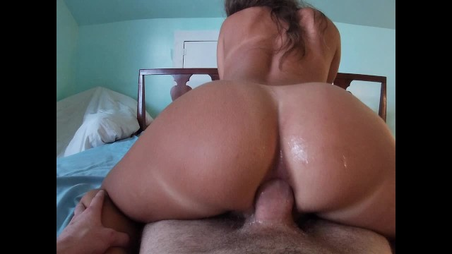 Young Girl Anal Creampie