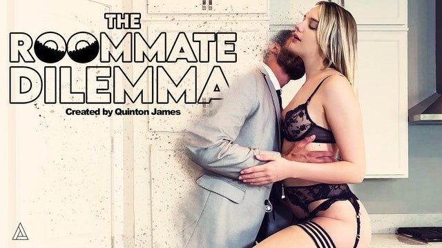MODEL TIME - The Roommate Dilemma with Kenna James