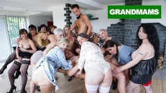 Biggest Granny Fuck Fest part 2