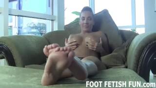 Foot Fetish Domination And POV Feet Videos