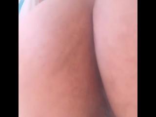Linda vagina y gran culo