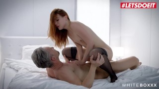 White Boxxx - Charlie Red Sexy Czech Redhead Fetish Sex With Her Kinky Lover