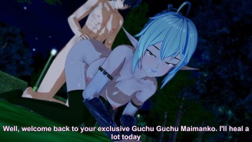 THICC ELF MILF GETS POUNDED (3D Hentai)