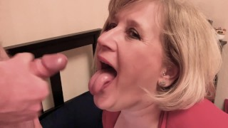 Catherine's Compilation of Filth. Nasty Big Tit Mature wants your Cock and Cum!