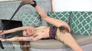 Pearl Sage enjoys having naughty orgasms today