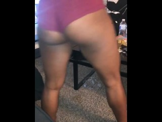 Twerking Tease