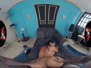 VRLatina – Huge Boobs Latina Kesha Ortega Fucking – VR Porn