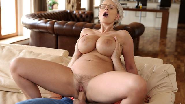 Tit stepmom big How Close