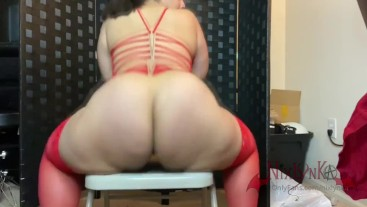 Red Hot Latina Wants Your Nut JOI