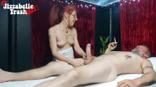 Ultimate Massage Therapy - Smoking Blunt + Happy ending