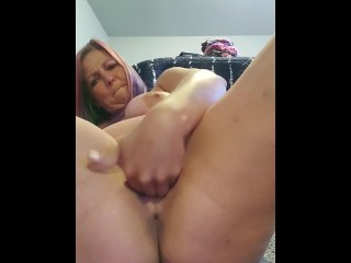 Sexy Sukie Rae 4 fingers deep in her tight pussy