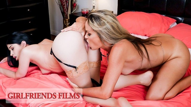 GirlfriendsFilms - Alex Coal Makes Love To Her Fantasy Woman