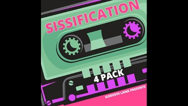 Sissification audio 4 pack be gay for dicks