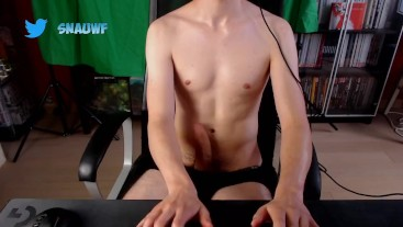 Live replay of a well ridden camboy from 09 July 2020
