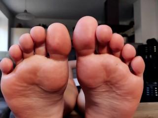 Czech soles – wrinked feet ticke
