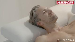 White Boxxx - Stacy Cruz Big Tits Czech Young Model Intense Passionate Sex - LETSDOEIT
