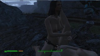 Fallout 4 Piper - Lesbian! Loves to fuck with different girls   PC Game, Fallout Porno