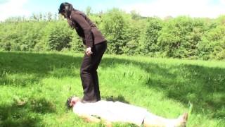 Slaves Outdoor Bondage