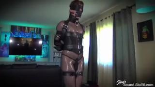 Natalie Mars Chastity Slave