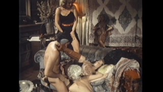 Classic Group Sex Compilation