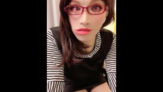 female mask disguise crossdresser transformation mtf 129