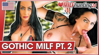 MILF Hunter gives Sidney an unforgettable cock experience! milfhunting24