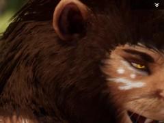 Wild Life / Male Furry's Jerking off Compilation HD / Werewolf,Tiger,Lion,Minotaur