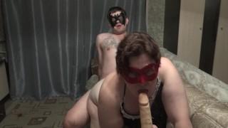 Two Milfs Threesome