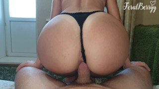Juicy sex and blow job from my wife