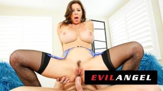 Alexis Fawx Obeys Like A Good Slutty Anal MILF - EvilAngel