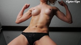 Flexing My Tight Body Preview