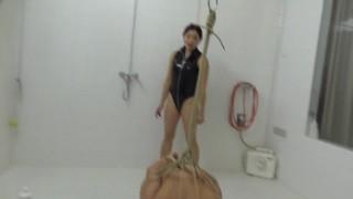 mistress amrita tortures her bondage with water