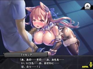 《対魔忍RPGX》回想 R/フォルシア