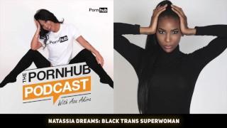 54.Natassia Dreams: Black Trans Super Woman