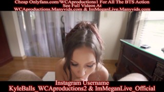 My French Stepmom Wants To Be Friends ImMeganLive