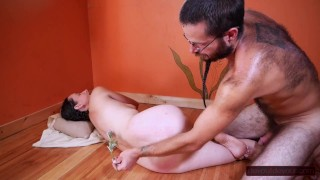 Sensual Impact Play With Thistle And Flogger Makes Me So Eager To Suck Thick Delicious Cock