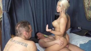 goddess empire riding on her man whil she spit on slave quasimodo
