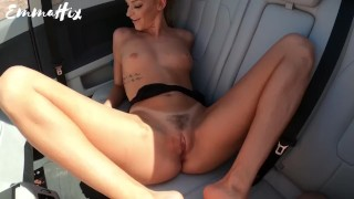 Pull over and cum inside me daddy