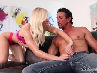 Elegant Angel: Trisha Parks Insists Her Tight Snatch Gets Worked out