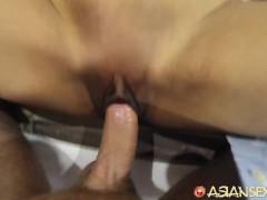 AsianSexDiary Filipina Fucked With Thick Creampied