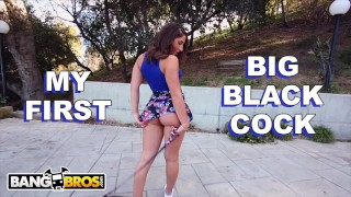 BANGBROS - PAWG Abella Danger And Her First Big Black Dick!