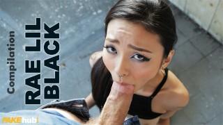 Black Fucks Asian Hard
