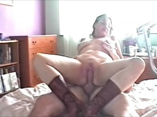 Plumber Makes Me Bounce On His Dick To Pay Off The Bill